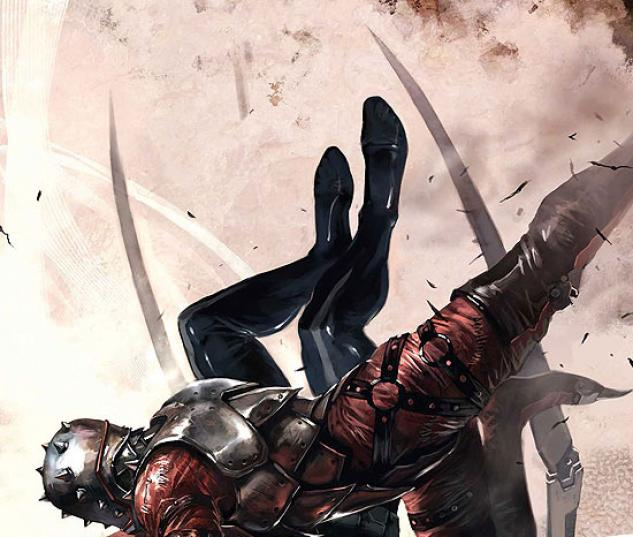 THUNDERBOLTS #113 COVER