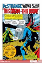 Strange Tales #167 