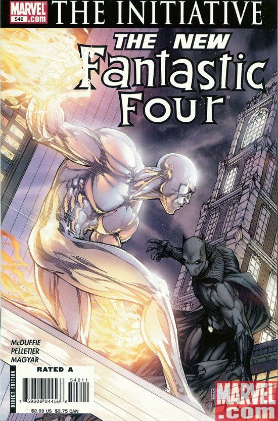 Fantastic Four #546