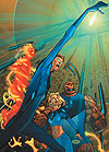 Ultimate Fantastic Four Vol. 7: God War (Trade Paperback)