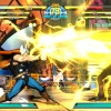 Screenshot of Thor vs. Dante from Marvel vs. Capcom 3