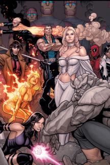 X-Men: Schism (2011) #2 (Cho Variant)