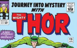 Journey Into Mystery (1952) #115