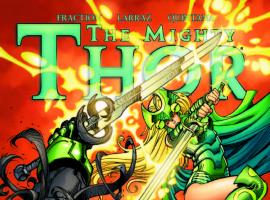 THE MIGHTY THOR 17 (WITH DIGITAL CODE)