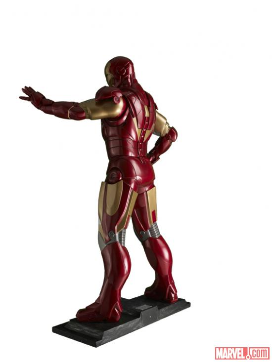 Marvel's The Avengers Iron Man statue by Muckle Mannequins photo 3