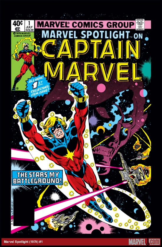 Marvel Spotlight (1979) #1 Cover