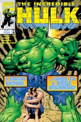 Incredible Hulk #468 