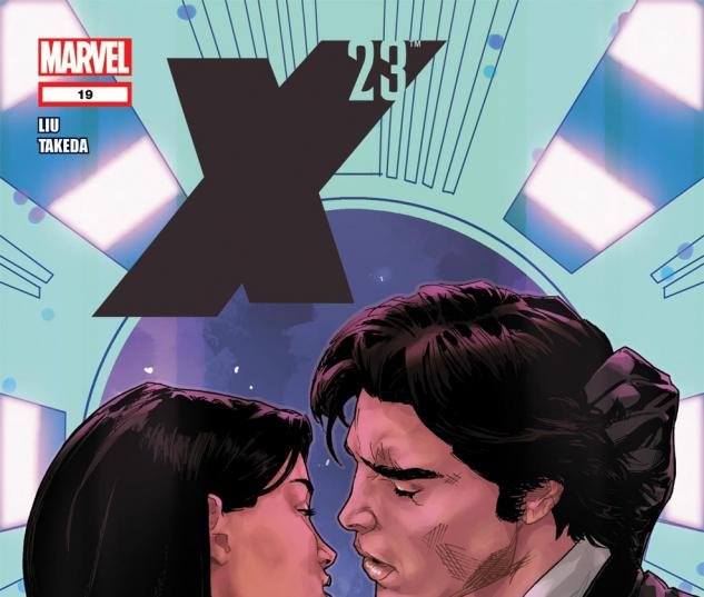 X-23 (2010) #19 Cover