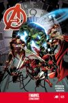 AVENGERS 25 (ANMN, WITH DIGITAL CODE)