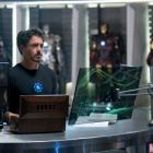 FIRST LOOK: Robert Downey Jr in Iron Man 2