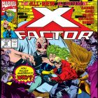 X-Factor (1986) #72