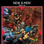 The New X-Men Take Charge In Messiah Complex Chapter 4