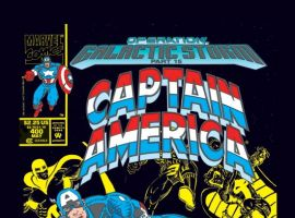 CAPTAIN AMERICA #400 COVER