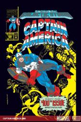 Captain America #400 