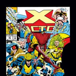 X-Factor Visionaries: Peter David Vol. 4 (0000 - Present)