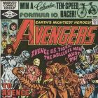 Image Featuring Avengers, Captain America, Iron Man, Silver Surfer, Thor, Tigra (Greer Nelson)