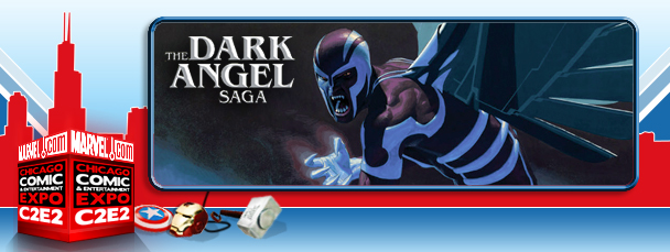 C2E2: The Dark Angel Saga