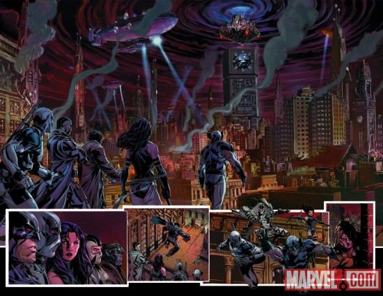 Uncanny X-Force #11 Preview 4