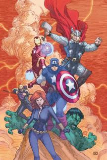 X-Men (2010) #27 (Avengers Art Appreciation Variant)