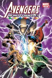 Avengers &amp; the Infinity Gauntlet #1 
