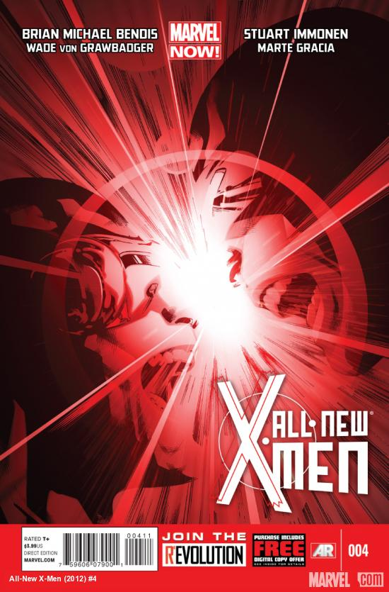 cover from A+X (2012) #1 (ASM 50TH ANNIVERSARY VARIANT)