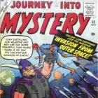 Journey Into Mystery #52 cover