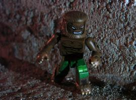 Werewolf by Night Minimate by Diamond Select Toys