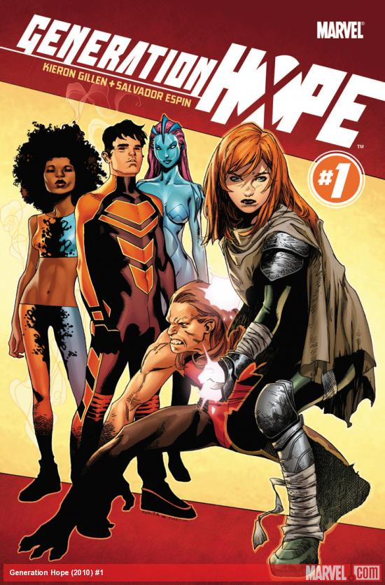 Generation Hope (2010) #1