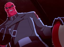 The Red Skull in Marvel's Avengers Assemble