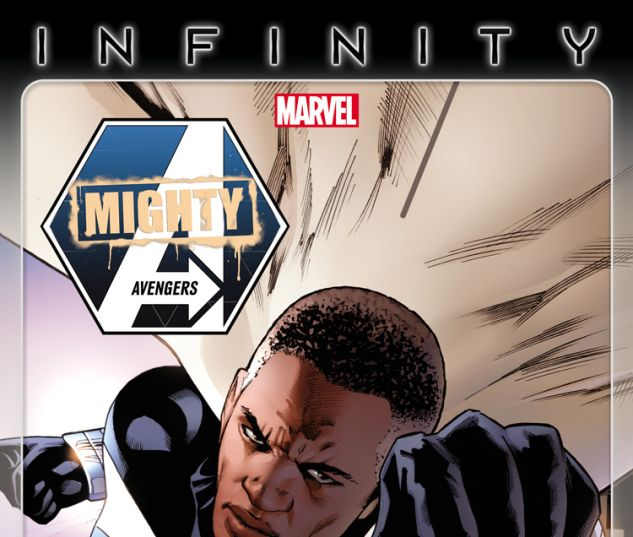 MIGHTY AVENGERS 3 (INF, WITH DIGITAL CODE)