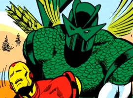 Marvel AR: History of the Super-Adaptoid!