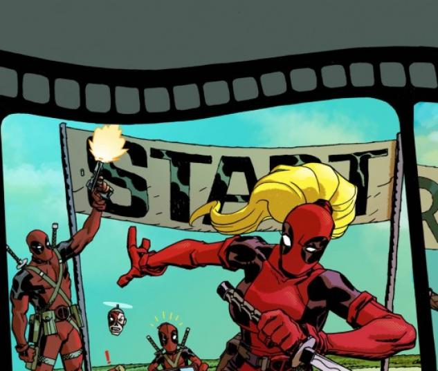 Prelude to Deadpool Corps (2010) #1