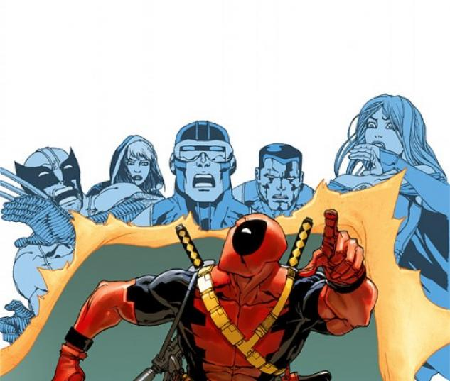 X-Men Legacy (2008) #233 (DEADPOOL VARIANT)