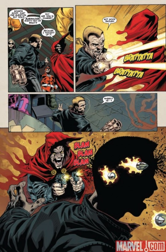 HOUSE OF M: MASTERS OF EVIL #1 Page 5
