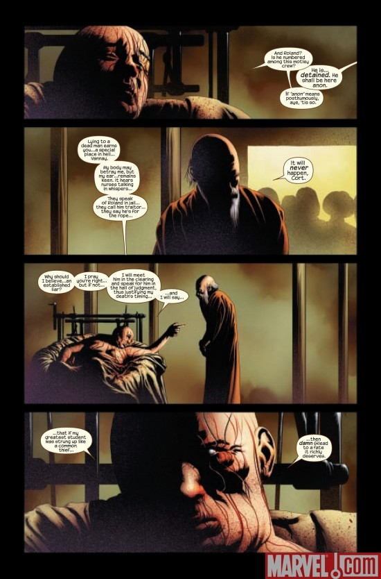 DARK TOWER: THE FALL OF GILEAD #3, page 3