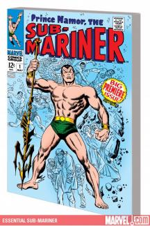 Essential Sub-Mariner Vol. 1 (Trade Paperback)