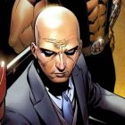 Dark X-Men Dossiers: Professor X