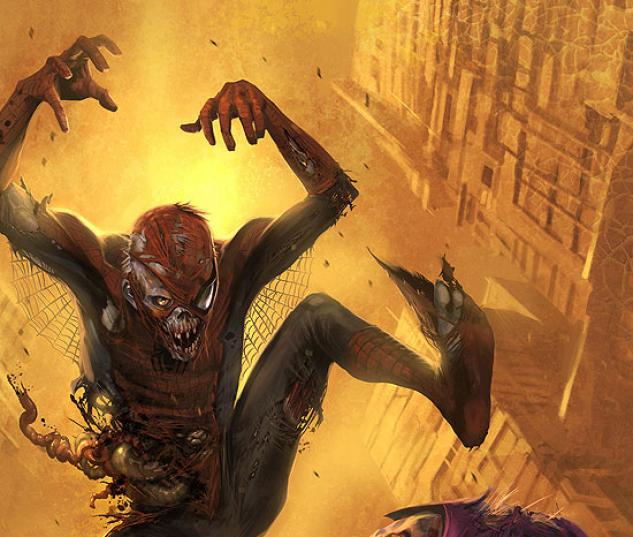 Marvel Zombies Spiderman Wallpaper Bigking Keywords And Pictures