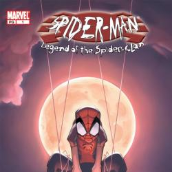 SPIDER-MAN: LEGEND OF THE SPIDER-CLAN #1