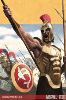 Marvel Illustrated: The Iliad (2007) #6