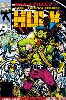 Incredible Hulk (1962) #391