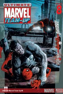 Ultimate Marvel Team-Up (2001) #8