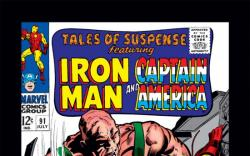 TALES OF SUSPENSE #91