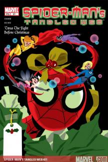 Spider-Man's Tangled Web #21