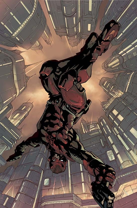 DAREDEVIL 2099 (2005) #1 COVER