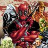 X-MEN ORIGINS: DEADPOOL #1 cover by Mark Brooks