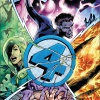 Fantastic Four #587 cover by Alan Davis