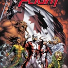 Alpha Flight (2011) #1 variant cover by Dale Eaglesham