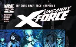Uncanny X-Force (2010) #11, 2nd Printing Variant