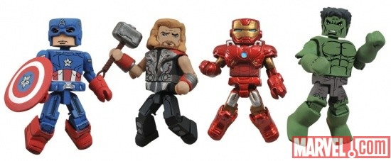 Marvel Minimates Wave 45